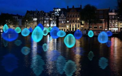 Amsterdam Light Festival 2017