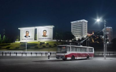Eddo Hartmann. Setting the Stage: Pyongyang, North Korea