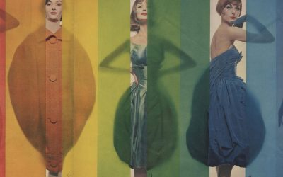 Erwin Blumenfeld in Color – His New York Years