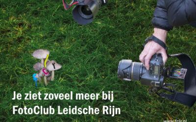 Word lid van FotoClub Leidsche Rijn!